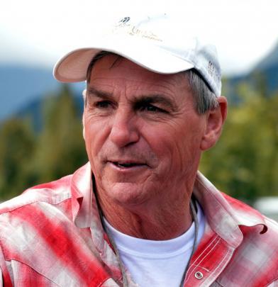 Haast farmer John Nolan.