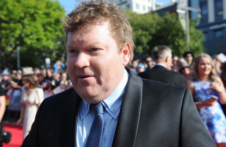 Actor Stephen Hunter