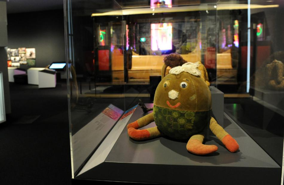 Humpty from former children's television programme Playschool.