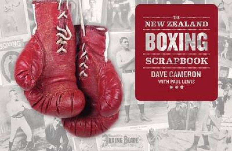 The New Zealand Boxing Scrapbook