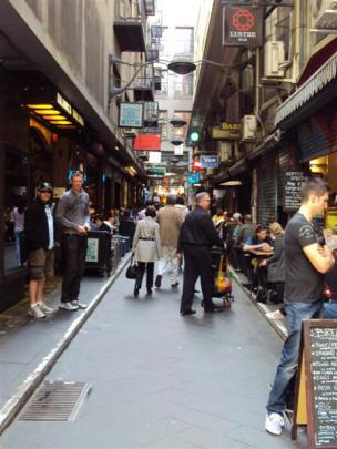 Melbourne has the resident and visitor population to sustain myriad shops and eateries tucked...
