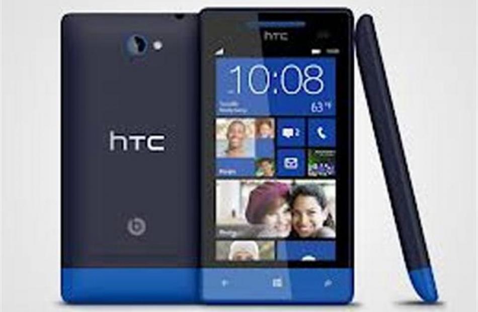HTC Windows Phone.
