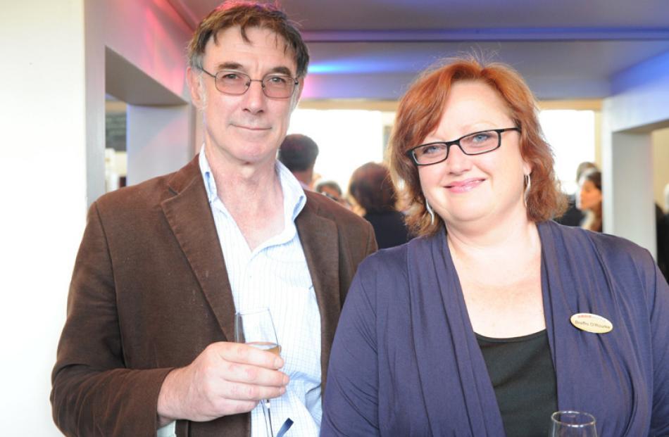 Owen Rooney and Breffni O'Rourke.