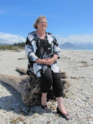 Haast Primary School principal Liz Hawker  sees both benefits and pitfalls in the project.