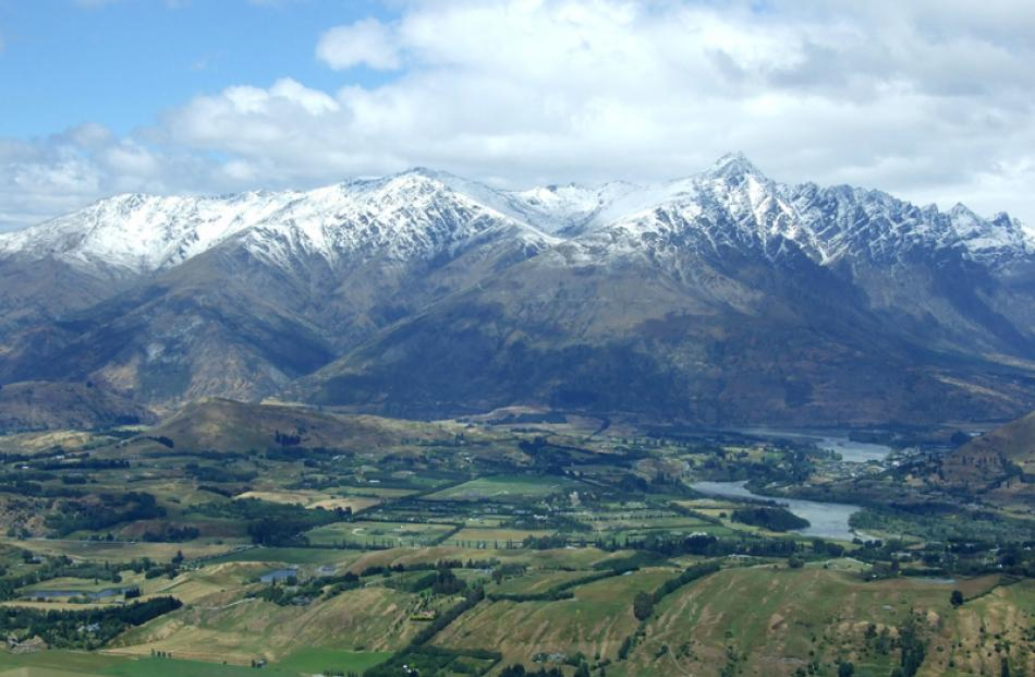 The Remarkables.