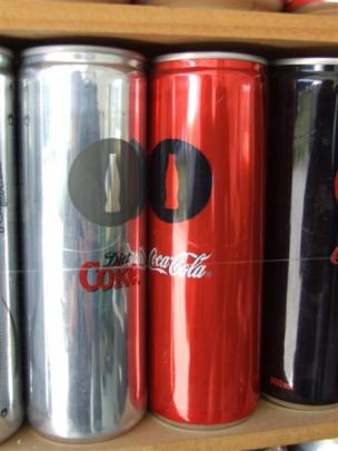 The shape and size of cans has varied with  new products, such as Diet Coke or Cherry Coke.