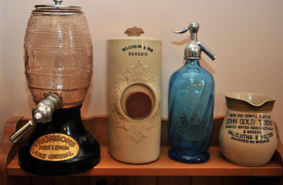 Russell Knowles values quirky household items from the late 1800s and early 1900s, including...