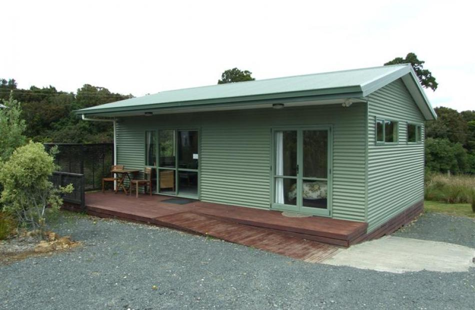 Bellbird cottage was the first building on site, taken from Wyndham and renovated for the  park.