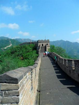 No visit to China is complete without a visit to  the Great Wall.