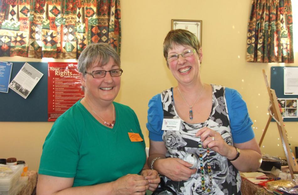 Karen Beever of Milton, and Nikki O'Brien of Oamaru.