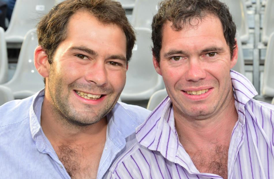 Carl and Brett Smith, both of Otematata.