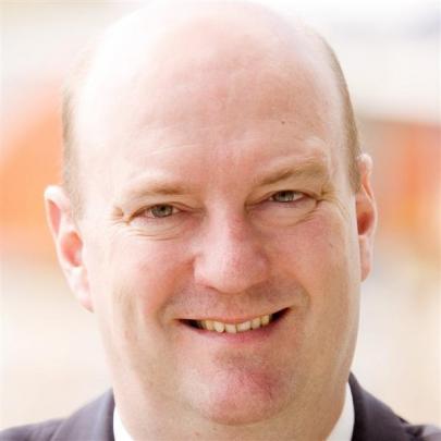 BusinessNZ chief executive Phil O'Reilly.