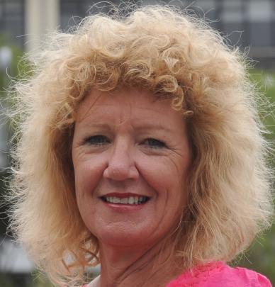 CareerFit careers adviser Glenys Ker.