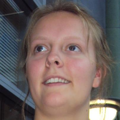 University of Otago student Olivia Lynch.
