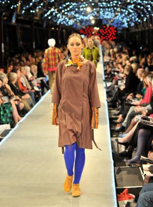 Understated shifts from the winter collection of DADA Vintage.