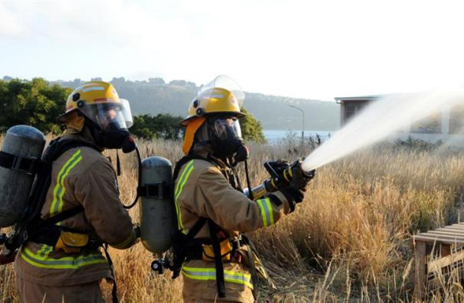 The Fire Review Panel report to government says sustaining and fostering volunteer fire fighters,...