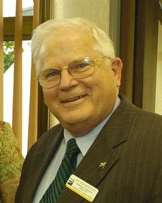 The Rev Dennis Povey