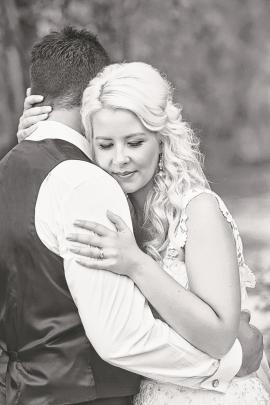 Jaime Smith and Matua Marama were married in March at Wanaka. KAREN JOHNSON PHOTOGRAPHY