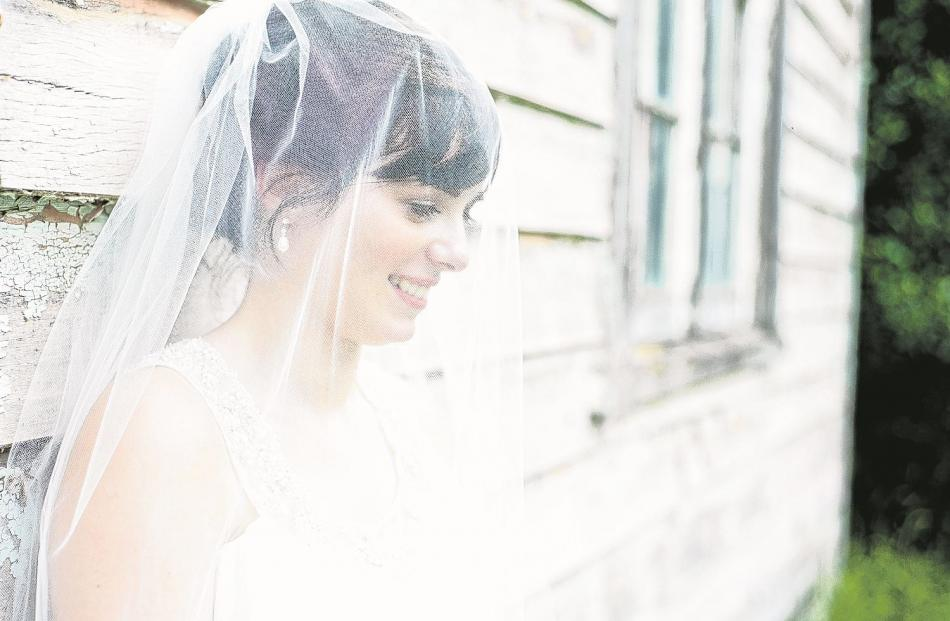 Stacey married Richard Goodson in Invercargill last December.