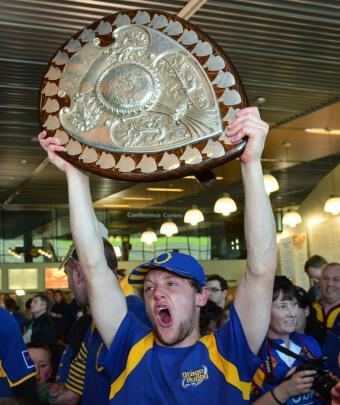 Ben MacManus of Dunedin.