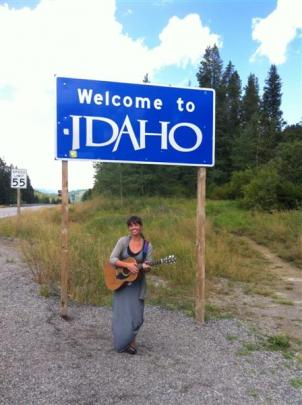 A song for  Idaho.