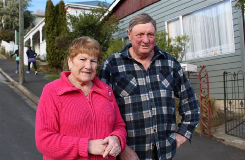 Lynette and Ray Short (both 72) are the unofficial mayoress and mayor of Baldwin St, having lived...