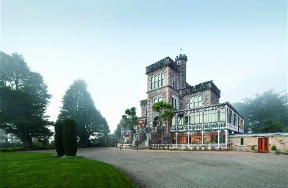 Despite claims R.A. Lawson built Larnach's Castle to someone else's design, Norman Ledgerwood...