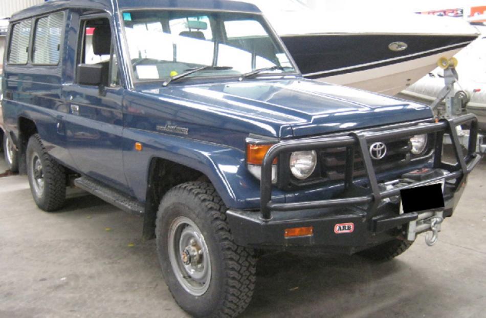 Toyota Landcruiser. Bought for $58,000, sold for $45,000.
