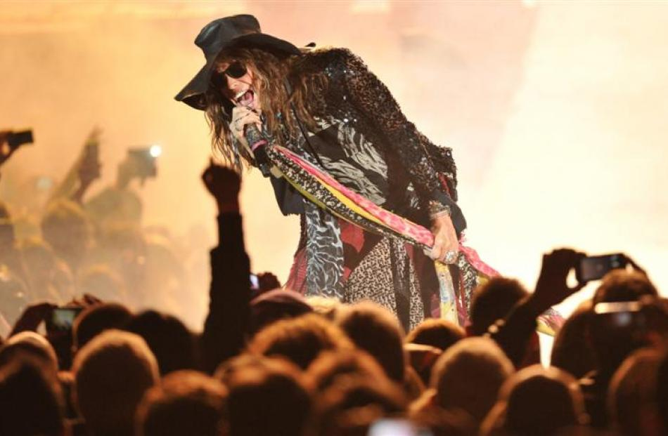 Aerosmith's performance at  Forsyth Barr Stadium in April showed how great the stadium can be for...