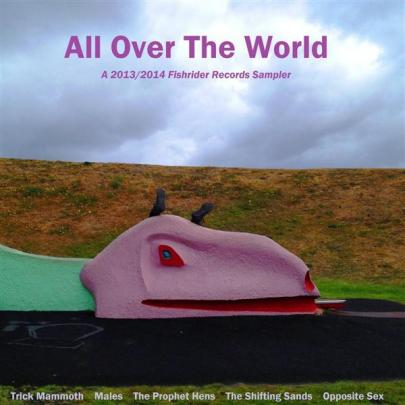 All Over The World: The latest Fishrider sampler.