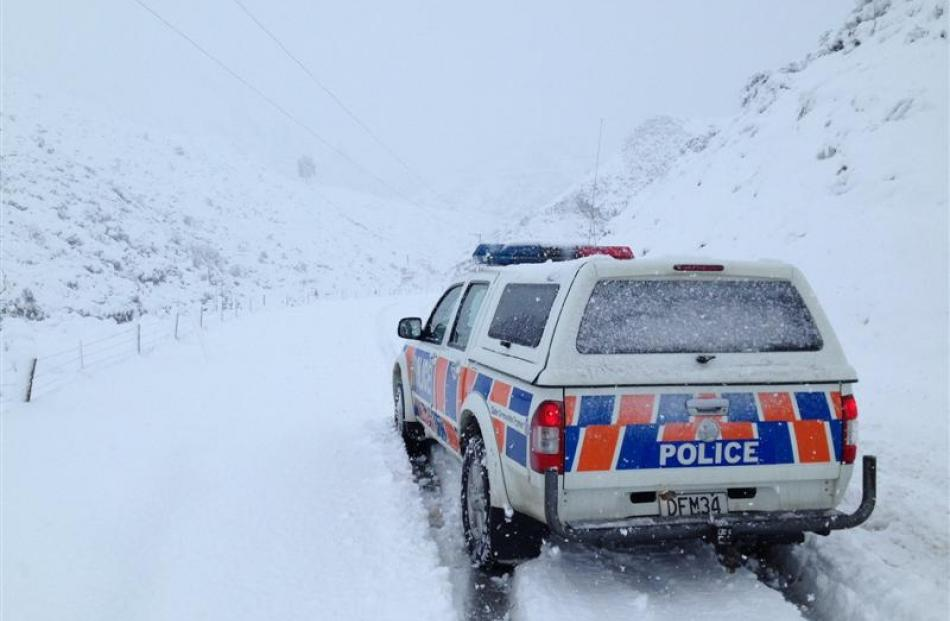Sole-charge officers get called out in all weather and are sometimes cut off from backup. Senior...