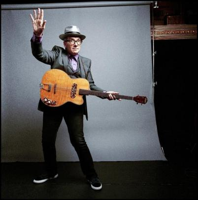 Singer-songwriter-musician-broadcaster Elvis Costello and the Imposters make their South Island...