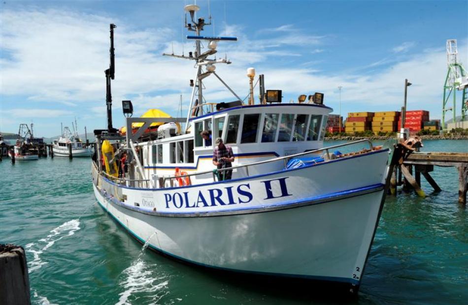 Polaris II. Photos by Craig Baxter.