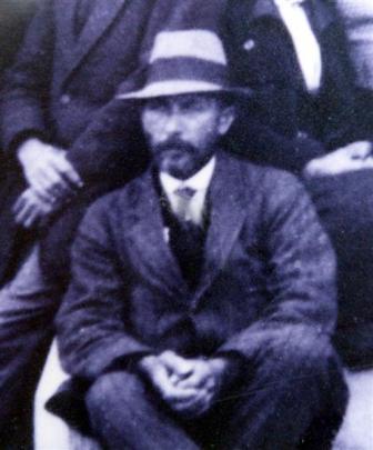 John Matapura Ellison