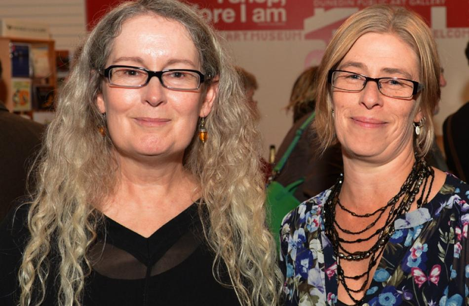 Elizabeth Knox of Wellington, and Helen Speirs of Dunedin.