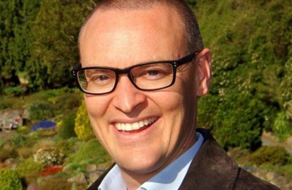 Dunedin North Labour MP David Clark.