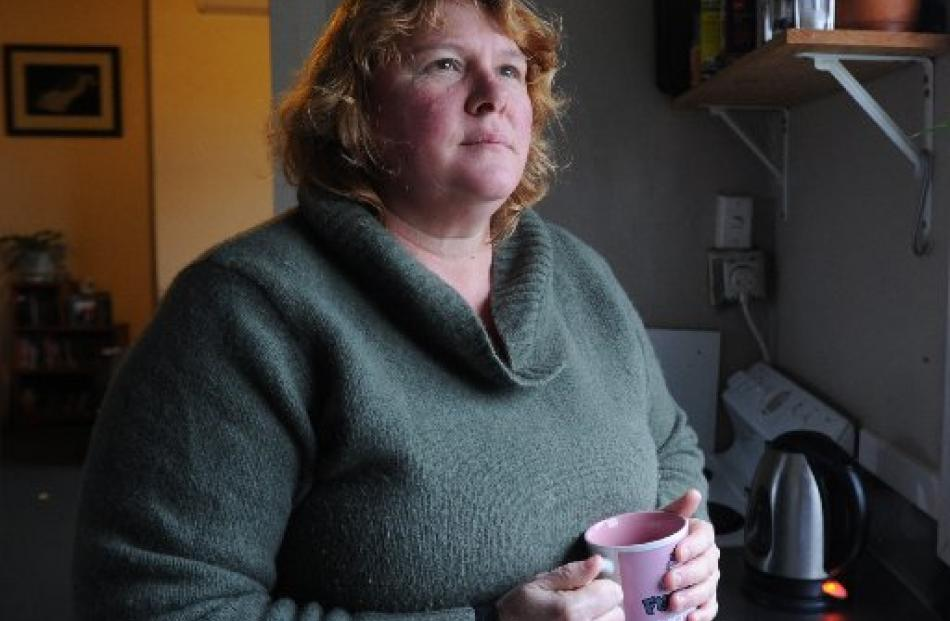 Tracey England (43), of South Dunedin, is concerned a lack of money means her son cannot...