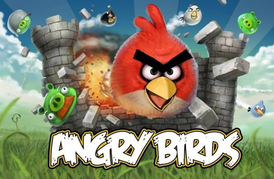 Poker machines, Lotto and betting games have been added to popular online games such as Angry Birds.