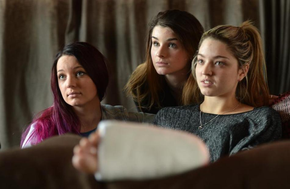 Recovering from a brutal bashing at the hands of a large group of teenage girls in Dunedin on...