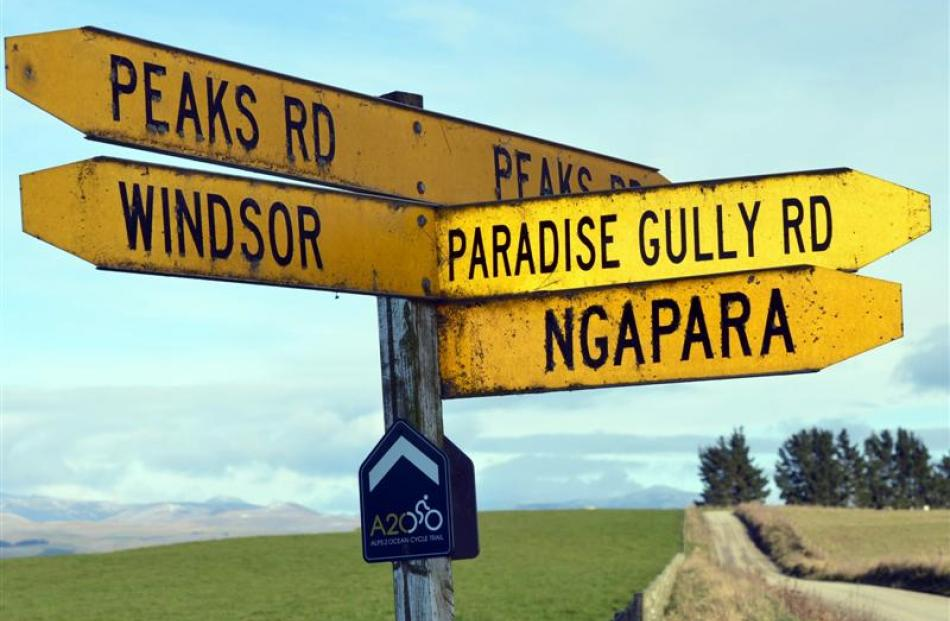 Rolling farmland around Ngapara holds a sinister secret.