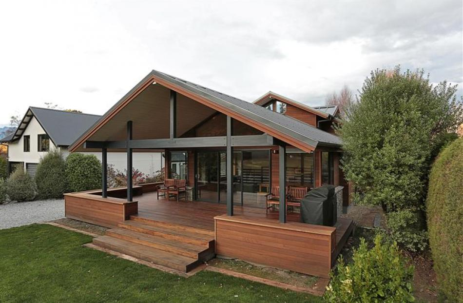 The Registered Master Builders southern region 2014 renovation of the year, by Dunlop Builders...