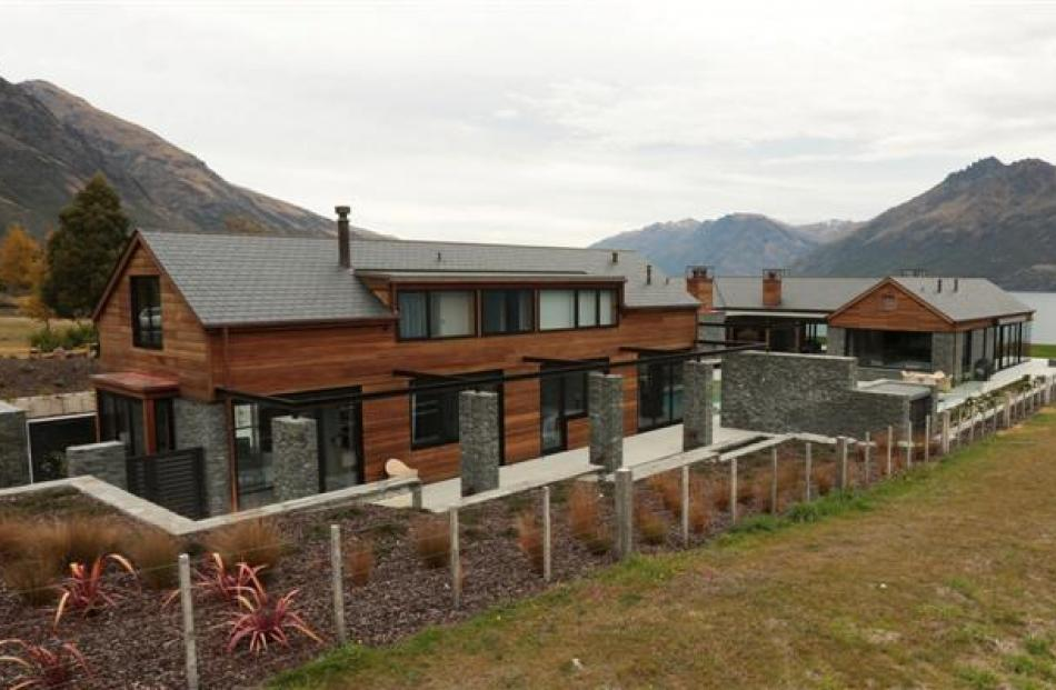 The Registered Master Builders southern region 2014 house of the year, by John Gavin Construction...