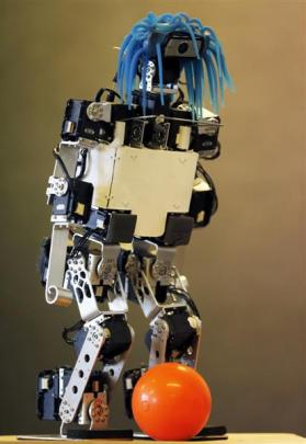 The application of robotics across healthcare, manufacturing and services could generate a...
