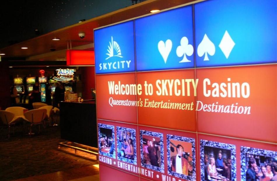 AFFECTED: SkyCity Casino