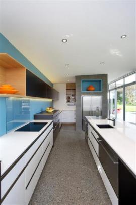 Designed By Guy Shallard, Of Formatt Bespoke Joinery In Queenstown, This  Space Was The Second Runner Up To The Kitchen Design Of The Year At The  National ...