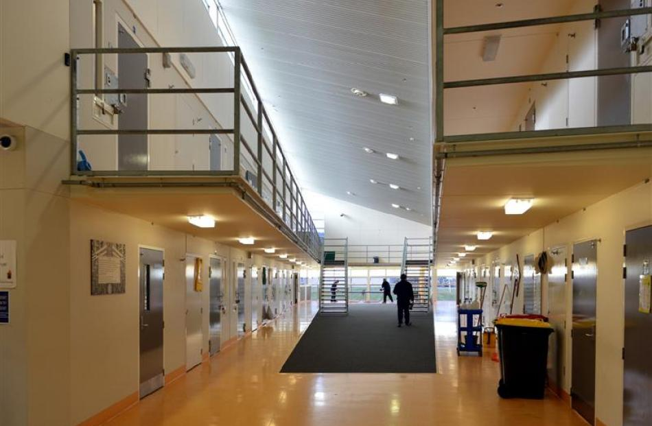Image result for Otago Corrections Facility, New Zealand