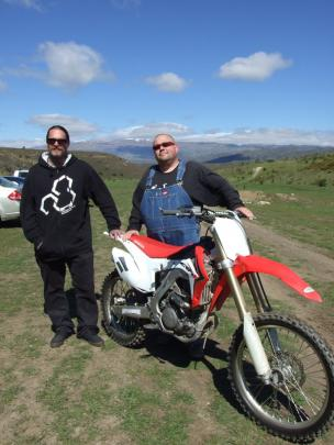 People: Crusty Demons' 'ride day' | Otago Daily Times Online