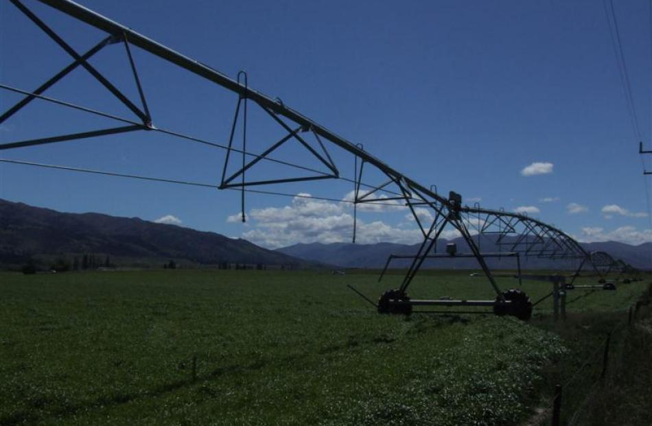 Willowbank has undergone substantial irrigation development over the past two years.