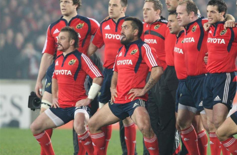 All Blacks Beat Munster 18 16 Otago Daily Times Online News
