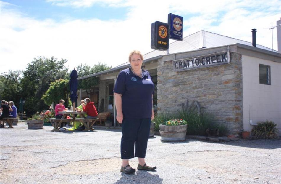 Chatto Creek Hotel owner Lesley Middlemass (pictured) does not believe new drink-driving...
